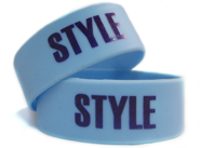 1 Inch Printed Wristbands